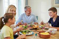 Gemeinsame Mahlzeiten statt einsame Snacks