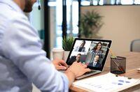 Videokonferenzen und CO2-Kompensation
