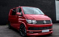Volkswagen Transporter erhält eine Modernisierung