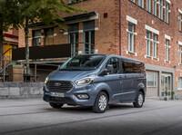 Der Neue 5,0-Tonnen-Schwerlast-Ford Transit wurde vorgestellt