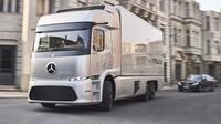 Mercedes-Benz beginnt mit der Serienproduktion von Elektro-Lkw mit Batterieantrieb im Jahr 2021