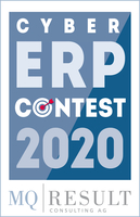 Cyber ERP Contest zur Integration von Webshops