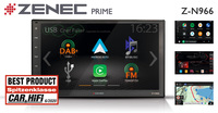 Premium-Infotainer der Extraklasse - der Z-N966 von ZENEC
