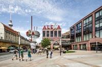 Das Einkaufscenter ALEXA überzeugt in der Corona-Krise