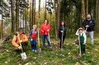 90 Jahre Sparda-Bank München – 90 Bäume für Oberbayern