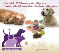 Tierheim Stuttgart ist mit Futter Shuttle dem Spezialisten für hochwertiges Hunde- und Katzenfutter eine Kooperation eingegangen.