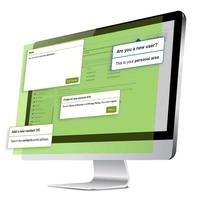 Einfaches Onboarding für Webanwendungen