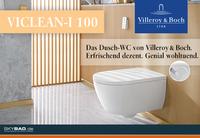 ViClean-I 100 - das Dusch-WC zum Wohlfühlen