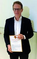 Bundesverband Prostatakrebs Selbsthilfe e.V. ehrt Prof. Dr. Axel Heidenreich