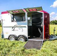 Pferdeanhängertest auf Mit-Pferden-reisen.de: Cheval Liberte Duomax