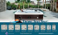 Whirlpool Serie Tropic Seas Spas Verkaufsstart in Europa