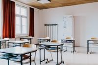 Schule in Bayern mit professionellem Luftreinigungsgerät ausgerüstet