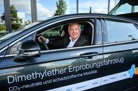 Methanol - eine Plattform für CO2-arme Kraftstoffe