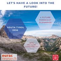 Vier Zukunftsszenarien für Südtirol 2030