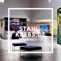 Stahlhartes Markendesign für Stahl Krebs.
