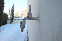 Leitungswasserschäden bei Frost vermeiden - Verbraucherinformation der ERGO Versicherung
