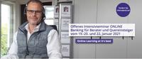 ONLINE-Seminar Banking für Berater und Quereinsteiger