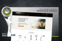 Shop Usability Award 2020: Prediger Lichtberater, ein Kunde der E-Commerce Agentur Tudock, gehört zu den Gewinnern