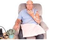 Nach Schlaganfall Lähmungen bewegen - mit Elektrostimulation
