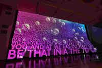 Museumseröffnung in Washington, DC: Planet Word feiert die Sprache und das Wort