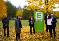 Contracting-Award 2020 - 1. Platz geht an E1 Energiemanagement | Zeitung Energie & Management