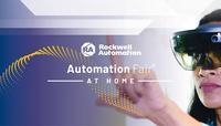 Virtuelle Automatisierungsmesse von Rockwell Automation - Start der Anmeldung für Automation Fair At Home
