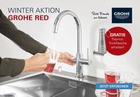 GROHE Red Thermoflasche - immer die richtige Temperatur