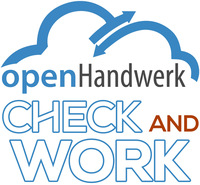 Handwerker-Software openHandwerk startet Zusammenarbeit mit Kooperationsplattform CHECK AND WORK