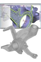 Neues Software-Tool zur Erzeugung von Gitterstrukturen