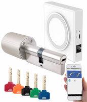 VisorTech Elektronischer Tür-Schließzylinder