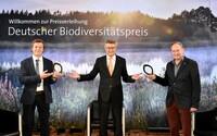 Vierter Deutscher Biodiversitätspreis verliehen