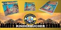Theobaldus rettet die Welt - Kinderbücher