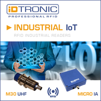 Industrie 4.0 und IoT RFID Reader