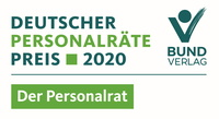 Deutscher Personalräte-Preis für Einsatz gegen Outsourcing
