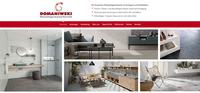 Fliesenleger Andre Domaniwski geht mit neuer Website online