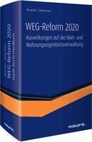 Neuerscheinung: WEG-Reform rechtssicher umsetzen
