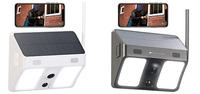 VisorTech Kabellose WLAN-IP-Kamera IPC-780.solar