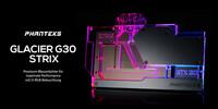 PHANTEKS Glacier G30 STRIX - Premium-Wasserkühler für ASUS GeForce RTX 3000 ROG STRIX jetzt bei Caseking vorbestellbar!