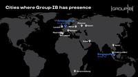 Group-IB eröffnet  Europäischen Hauptsitz in Amsterdam