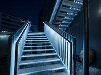 Patent erteilt!  Das Lux Glender Licht-im-Handlauf System gibt jetzt noch mehr Sicherheit.