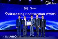 Midea von Vereinten Nationen für Nachhaltigkeit geehrt