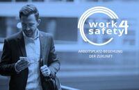 work4safety: Arbeitsplatzbegehung der Zukunft erhält VBG Next Präventionspreis