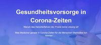 N3MO: Gesundheitsvorsorge für Patienten in Corona-Zeiten