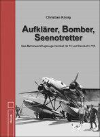 Neu im Helios-Verlag: Aufklärer, Bomber, Seenotretter - C. König