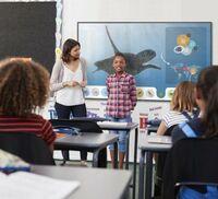 Die speziellen T-Line-Displays von Philips für den Bildungsbereich sind ab sofort erhältlich