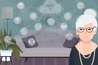 Fraunhofer IGD - IoT-basierte Assistenzsysteme unterstützen ältere Menschen