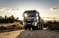 Mit robuster Unterstützung - die neue LKW-Generation von MAN für die Bauindustrie und den Allradbetrieb
