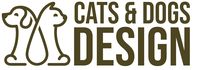 Neuer Online Shop Cats & Dogs Design