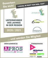 Unternehmer des Jahres in der Region Reutlingen geht in die naechste Runde