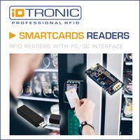 RFID Technik mit PC/SC Funktion für Chipkarten Terminals